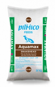 Aquamax Snakehead - 8.0mm